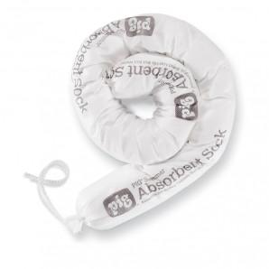 Boudins absorbants hydrophobes pour bains d'acides SKIMMER PIG®