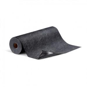 Tapis absorbant et adhésif PIG® Grippy® - Double Épaisseur  - En rouleau