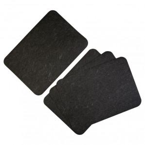 Tapis de sol antimicrobien absorbant et adhésif PIG® Grippy® pour évier et sèche-main