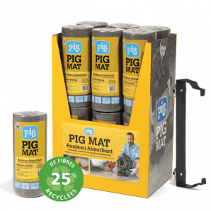 Rouleau absorbant universel PIG®