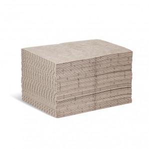 PIG® Essentials Pro Feuilles absorbantes pour hydrocarbures uniquement – Triple épaisseur
