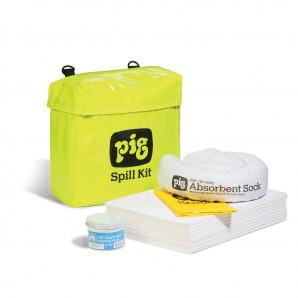 Kit anti-déversement PIG® Oil-Only pour chariot élévateur