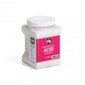 Absorbant PIG® Absorb-&-Lock® pour lesacides