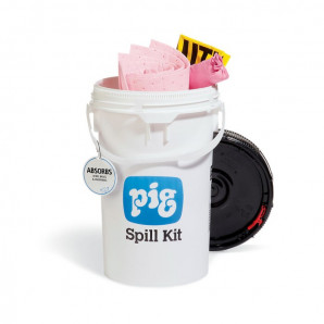 Seau d'intervention - HAZ-MAT PIG®