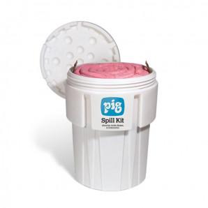 Kit anti-déversement PIG® ensurfût de 360 l – HAZ-MAT