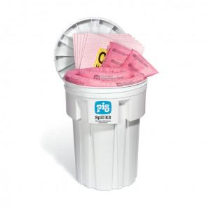 Kit anti-déversement PIG® ensurfût de 115 l – HAZ-MAT