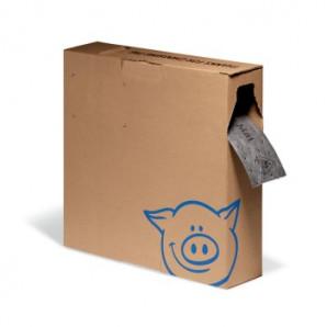 Rouleau de tapis absorbant en carton distributeur PIG®