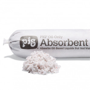 Boudin absorbant Oil-Only(pour l'huile - hydrophobe) PIG®