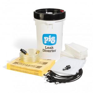 Kit de déviation de fuites PIG® Leak Diverter pour les toits