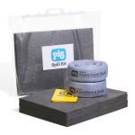 Kit d'absorbants universels PIG® 30 L dans un sac clipsable