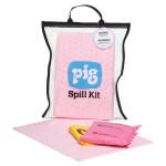 Kit anti-déversement transparentet compact PIG® – HAZ-MAT