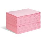 Feuilles-tapis PIG® HAZ-MAT - Simple Épaisseur