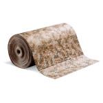 Feuilles-tapis et rouleaux PIG® HAM-O®, Oil-Only - Bruns - Triple Épaisseur