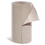 PIG® Essentials Pro Rouleaux absorbants pour hydrocarbures uniquement – Double épaisseur