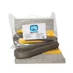 Kit pour déversements universel PIG® Essentials - sac à fermeture clipsée