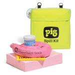 Kit anti-déversement PIG® HazMat pour chariot élévateur