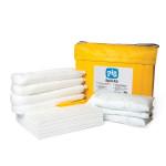 Kit pour déversements pour huile uniquement PIG® Essentials - sac à épaule en vinyle