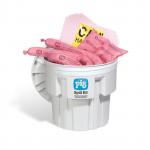 Kit anti-déversement PIG® en conteneur de 76 l – HAZ-MAT