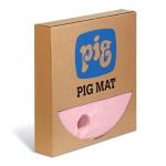 Dessus de fût absorbant pour produits chimiques PIG® HazMat